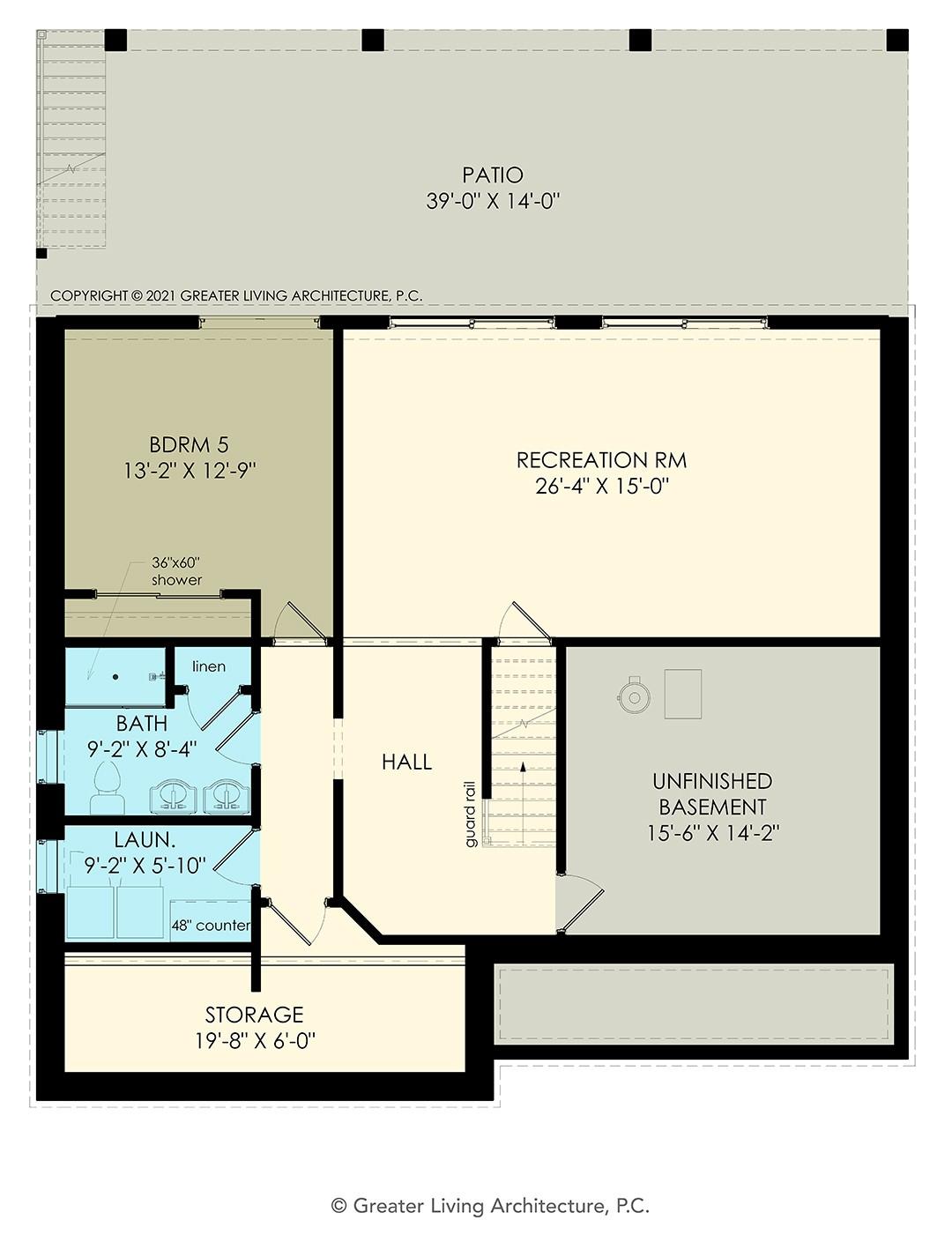 GLA-2363M-floors-optional